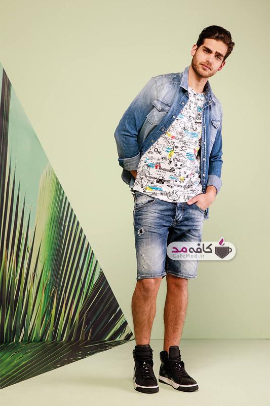 مدل لباس اسپرت 2017 مردانه