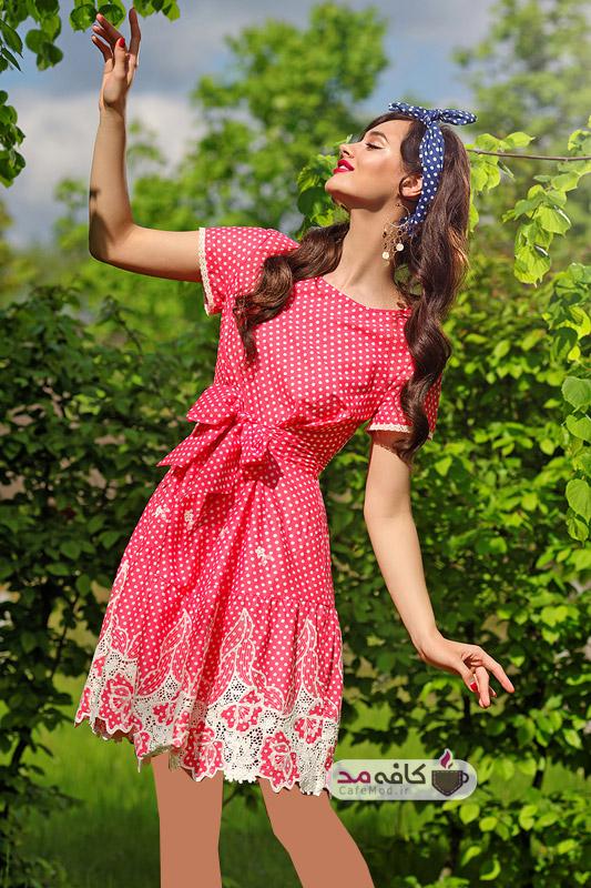 لباس خنک تابستانی زنانه