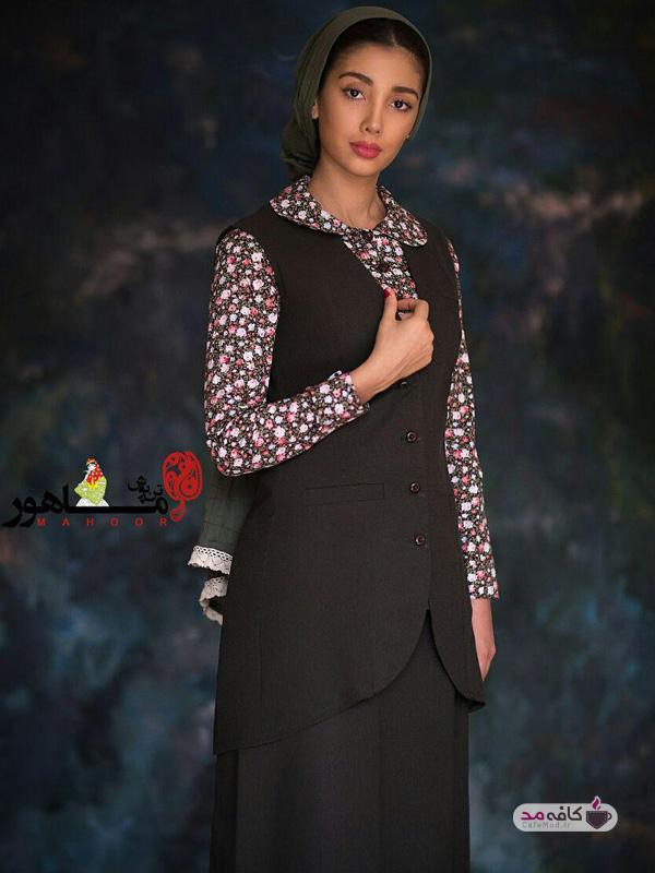 مدل لباس زنانه ماهور