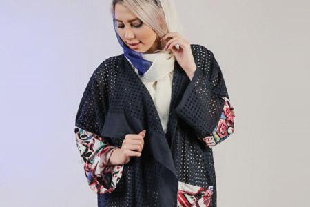 مدل مانتو ایرانی ساراش 9