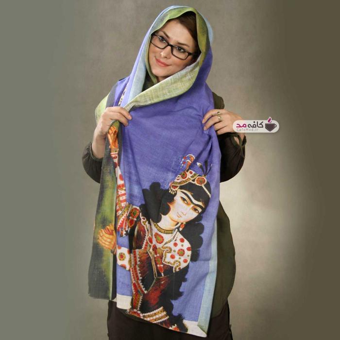 مدل شال ایرانی آرتمیس