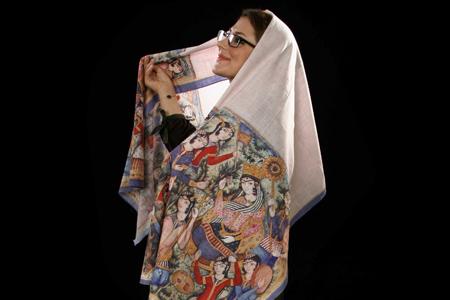 مدل شال ایرانی آرتمیس 7