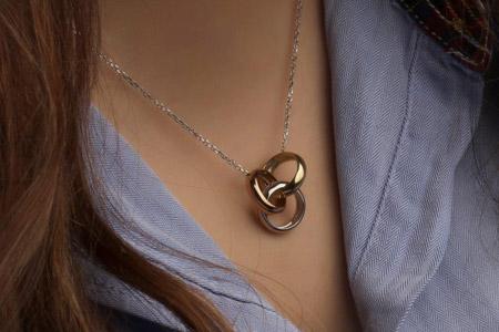 مدل طلا و جواهرات ایرانی رومنس 12