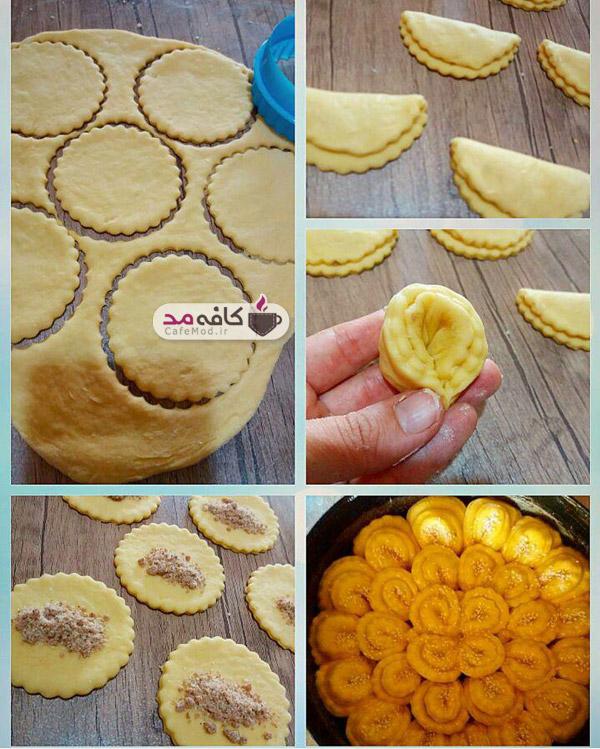 طرز تهیه نان بلغاری