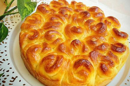طرز تهیه نان اتریشی