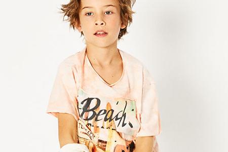 مدل لباس تابستانی پسرانه Zara 10