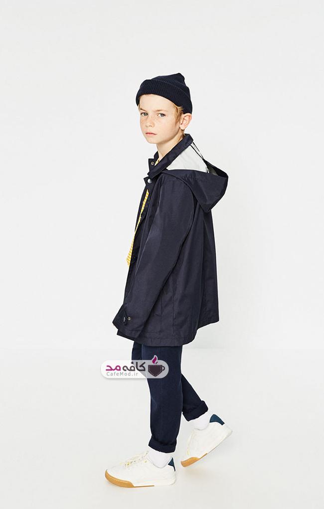 مدل لباس پسرانه Zara 2017