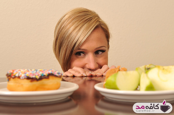 موارد نشان دهنده رژیم غذایی نادرست