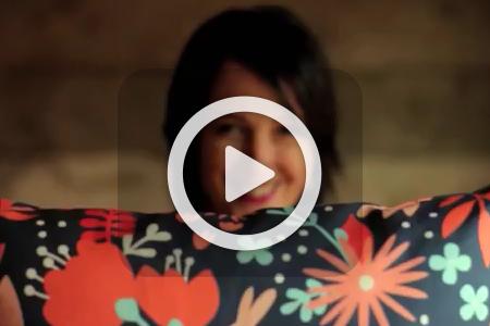 فیلم آموزش دوخت کوسن با زیپ