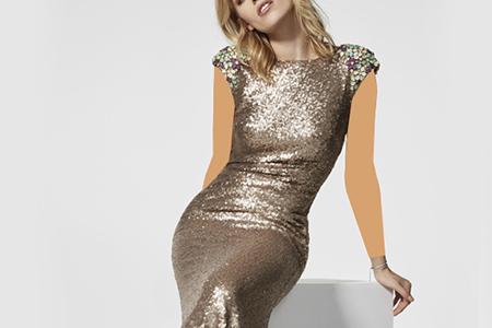 مدل لباس مجلسی Pronovias 2017 6