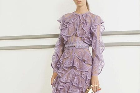 مدل لباس مجلسی زنانه Elie Saab 1