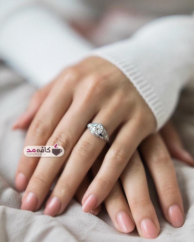 مدل های انگشتر زنانه بسیار زیبا