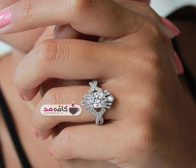 مدل انگشترهای زیبا از برند Gabriel