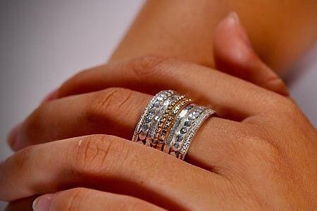 مدل انگشترهای زیبا از برند Bestyling 10