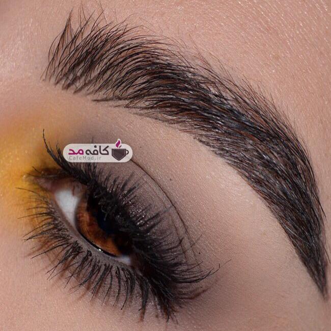 مدل های خاص از آرایش چشم