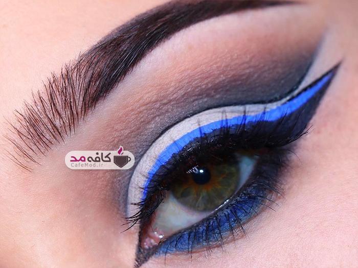 مدل های جدید و زیبا از آرایش چشم