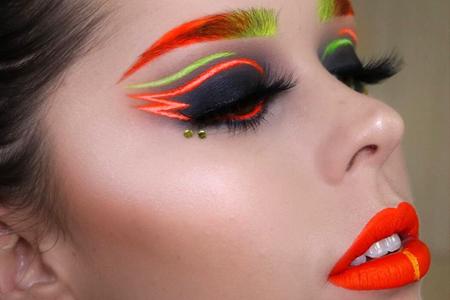مدل های جدید و زیبا از آرایش چشم 5