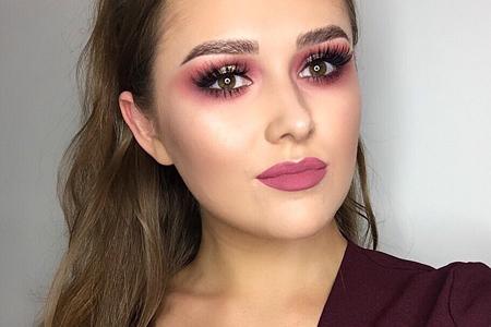 مدل های زیبا از آرایش چشم 2017 10