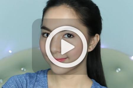فیلم آموزش آرایش صورت دخترانه