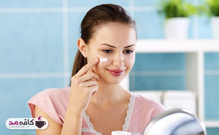 زیر سازی پوست صورت در هنگام آرایش