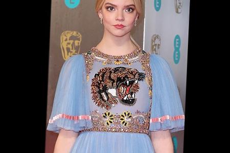 لباس هنرمندان در جشنواره بفتا BAFTA 13