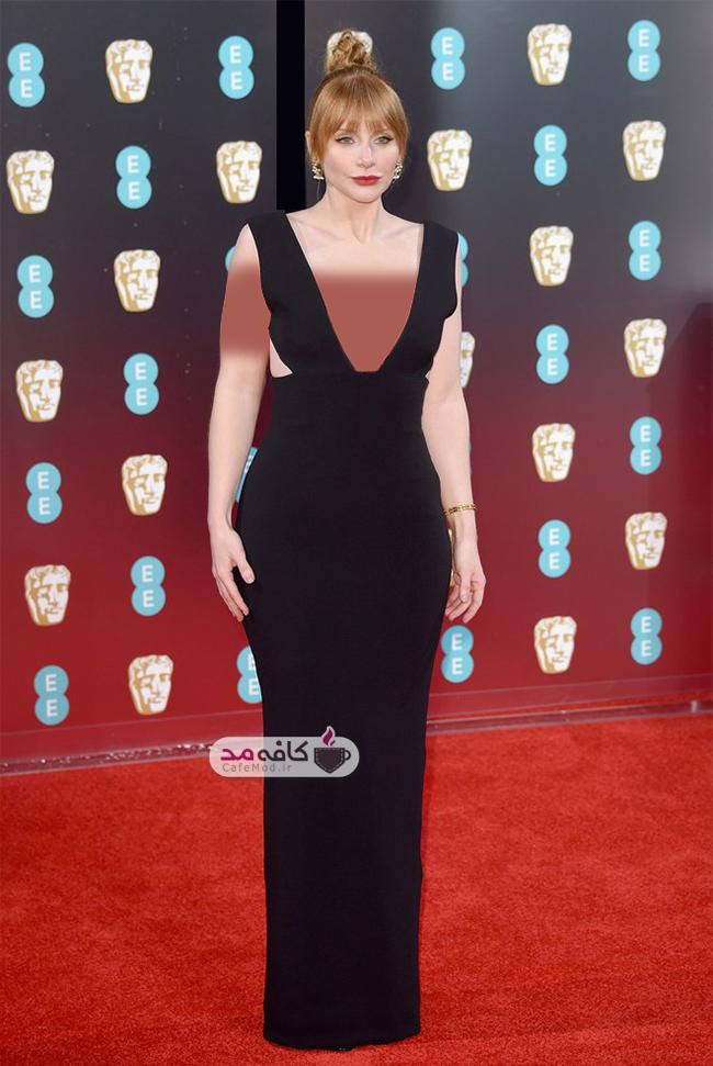لباس هنرمندان در جشنواره بفتا BAFTA
