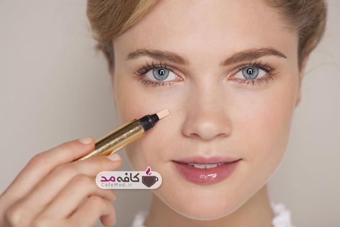 همه چیز در مورد آرایش دور چشم