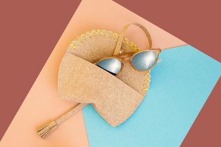 آموزش دوخت کیف عینک آفتابی 2