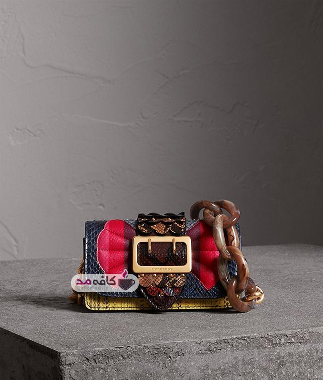 مدل های جدید کیف زنانه Burberry