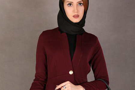 مدل مانتو ایرانی برند زوشا 10
