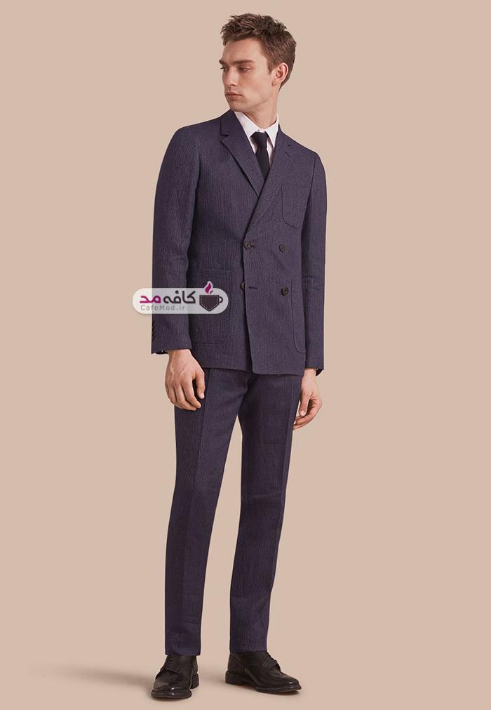 مدل لباس مردانه Burberry 2017