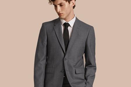 مدل کت و شلوار مردانه Burberry 9