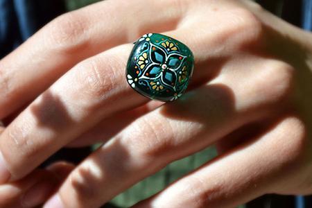 زیورآلات دست ساز ایرانی سارازی 1
