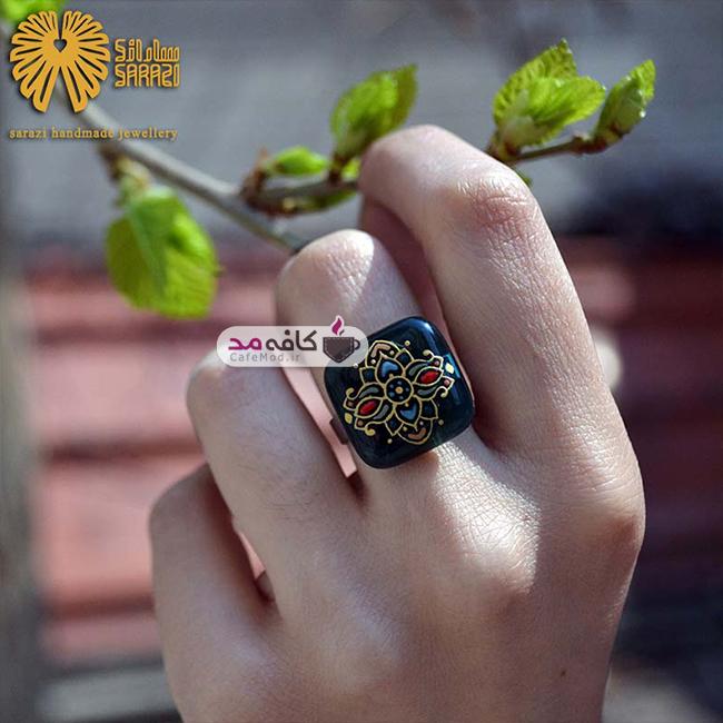 زیورآلات دست ساز ایرانی سارازی