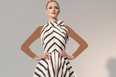 مدل لباس مجلسی Nicole Bakti 12