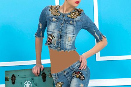 مدل های لباس اسپرت زنانه 12