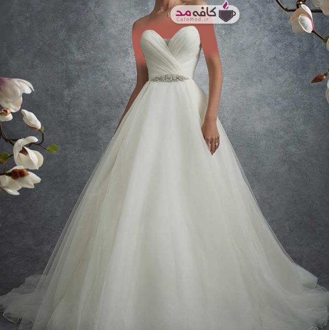 مدل لباس عروس Sophia Tolli