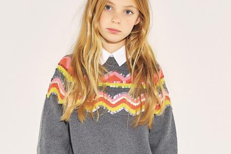 مدل لباس پاییزه دخترانه 2018 10