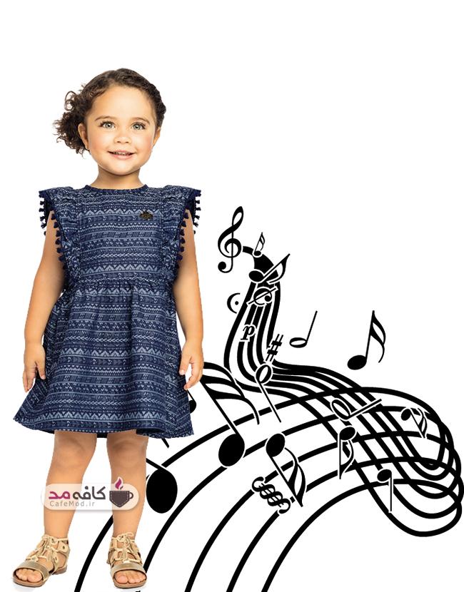 مدل های لباس دخترانه Lilica Ripilica
