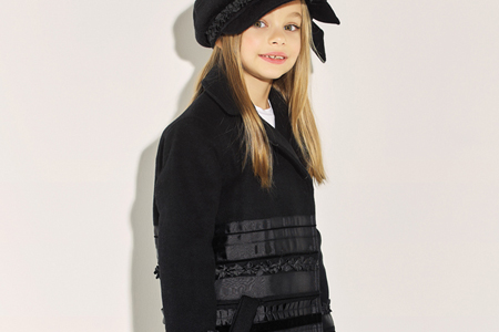 مدل لباس پاییزه دخترانه Twinset 10