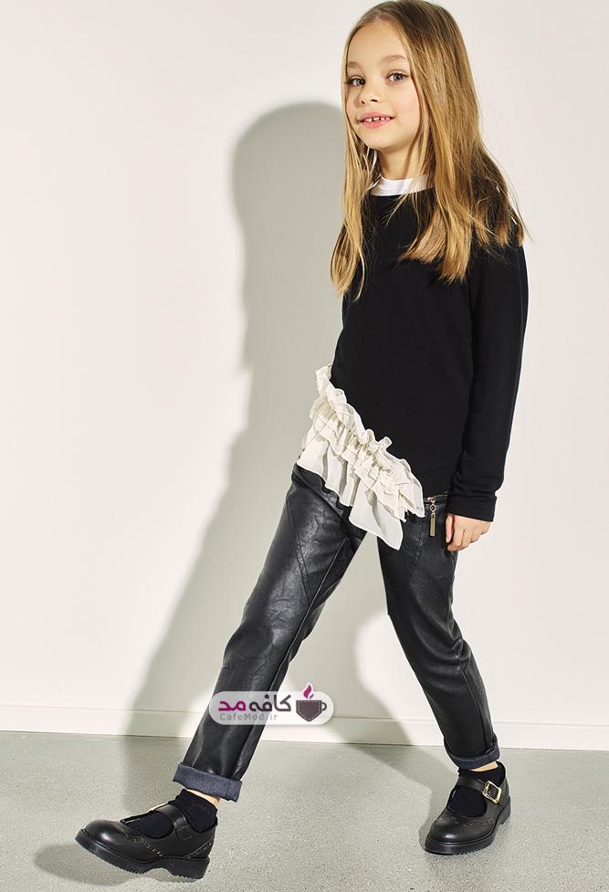 مدل لباس پاییزه دخترانه Twinset