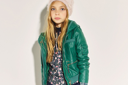 مدل لباس پاییزه دخترانه 2017 10