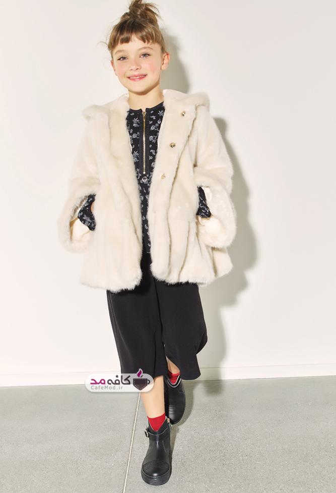 مدل لباس پاییزه دخترانه 2018