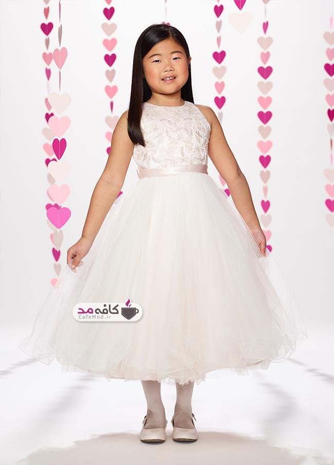 مدل لباس عروس پفی دخترانه 2017