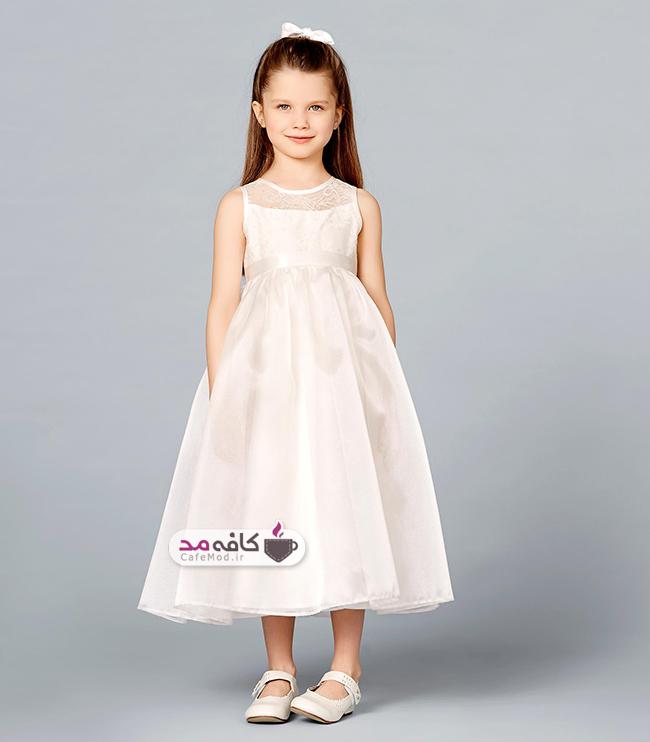 مدل لباس عروس دخترانه Lilly