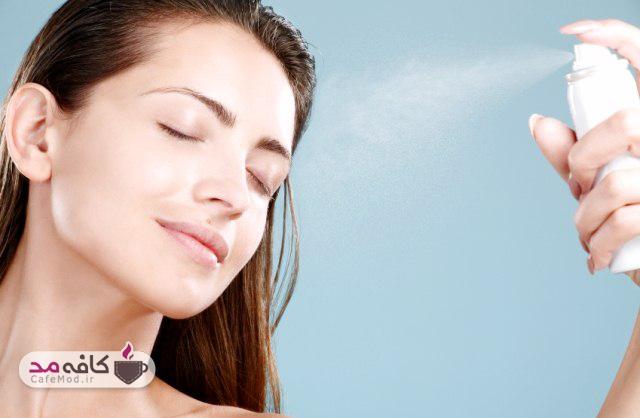 خیار آبرسان طبیعی برای پوست