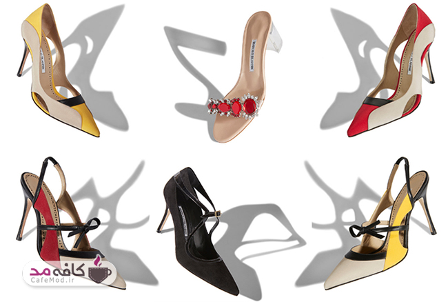 مانولو بلانیک و طراحی کفش