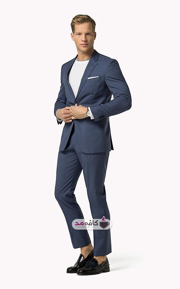 مدل کت و شلوار مردانه جدید Tommy Hilfiger