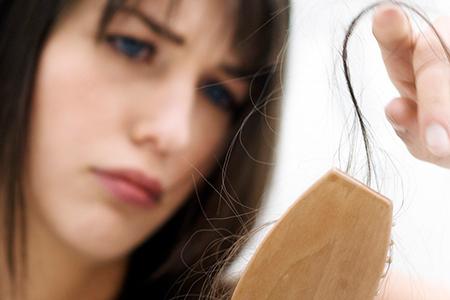 دلایل ریزش مو و درمان آن 1