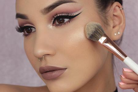 مدل آرایش شیک و مجلسی 11